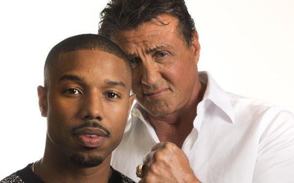Movie Creed Sylvester Stallone Rocky Balboa Michael B. Jordan Adonis Creed HD Wallpaper | Background Image