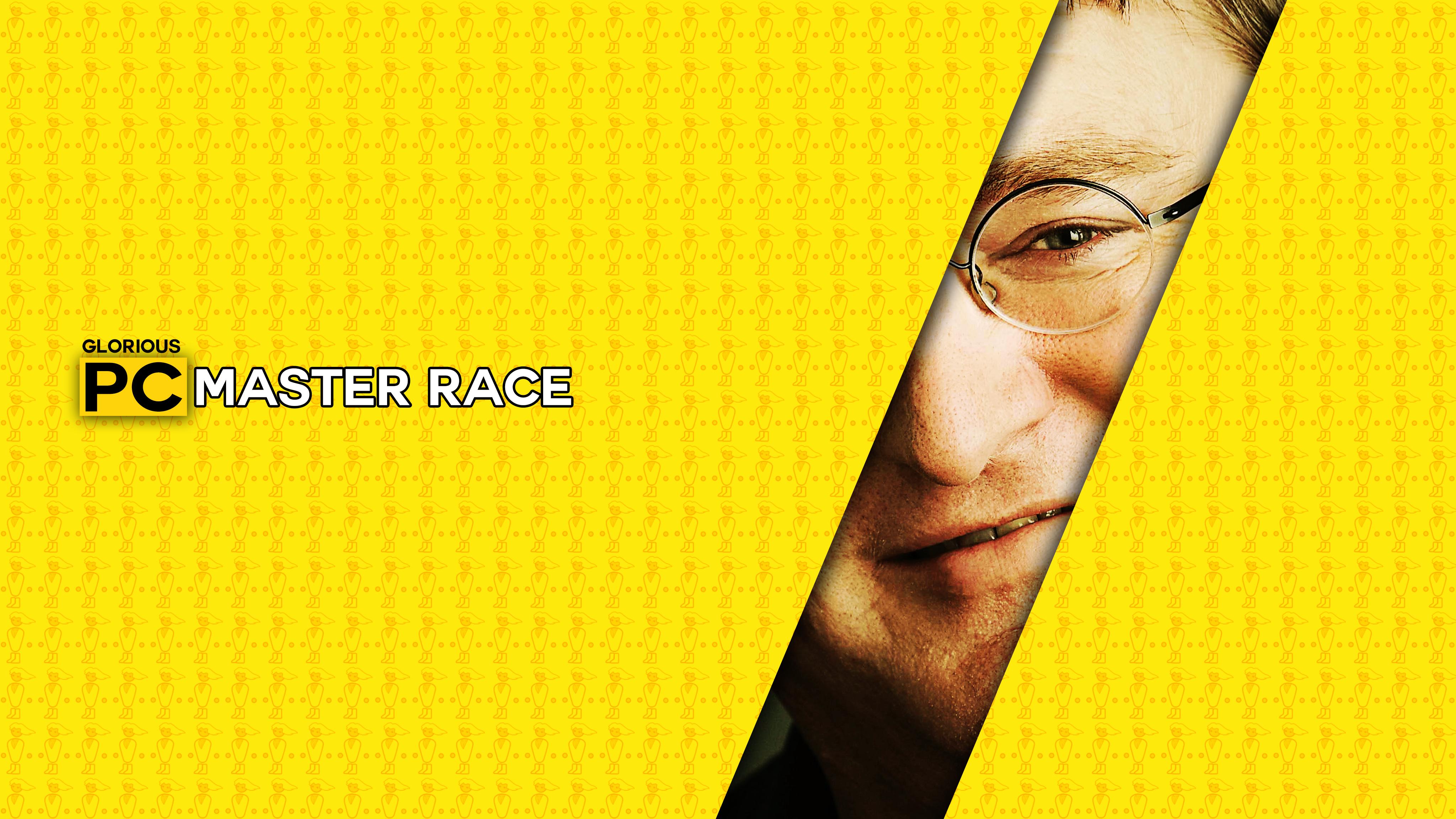Pc Master Race 4k Ultra Hd Wallpaper Background Image