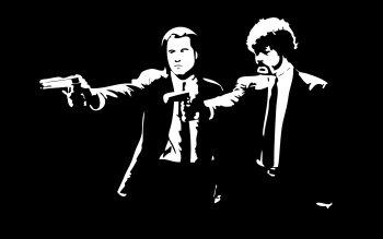 Pulp Fiction HD Wallpaper