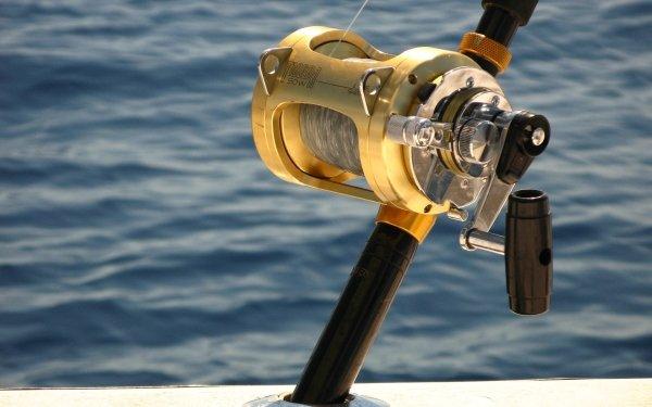 Sports Fishing Fishing Rod HD Wallpaper   Background Image