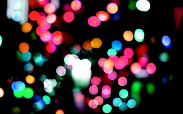Artistic Bokeh Abstract Colors Colorful Photography HD Wallpaper | Background Image