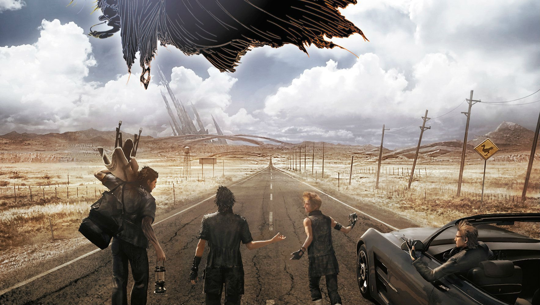 Final Fantasy Xv Wallpaper 78 Images: Final Fantasy XV Wallpaper And Background Image