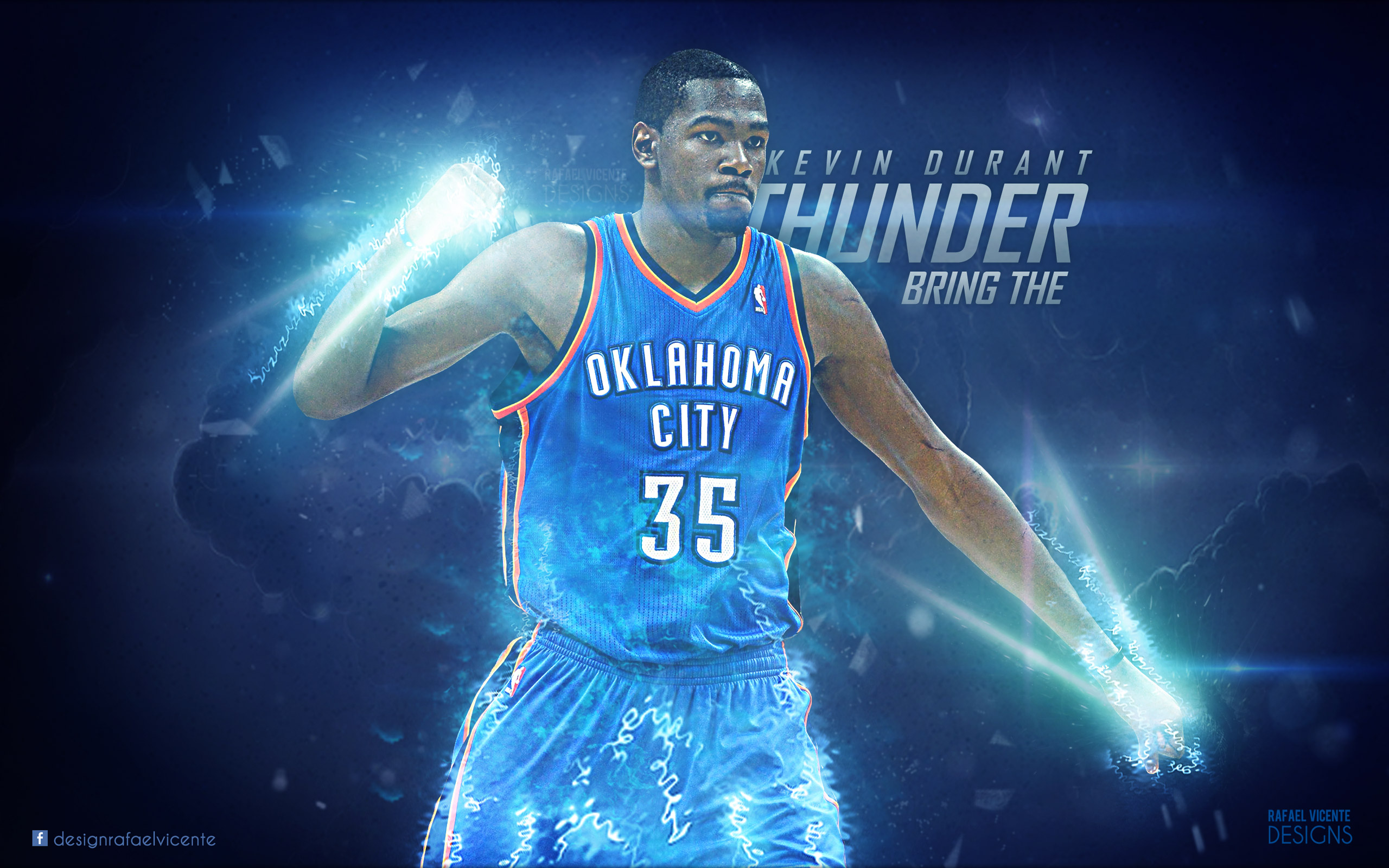 Kevin Durant HD Wallpaper | Background Image | 2560x1600 | ID:697971 - Wallpaper Abyss