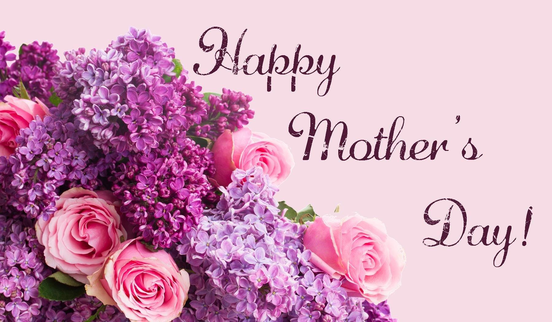 节日 - 母亲节  玫瑰 花 壁纸