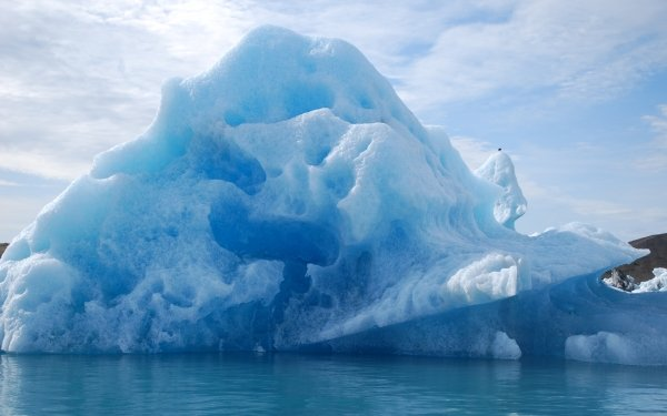 Earth Iceberg Iceland Glacier HD Wallpaper   Background Image