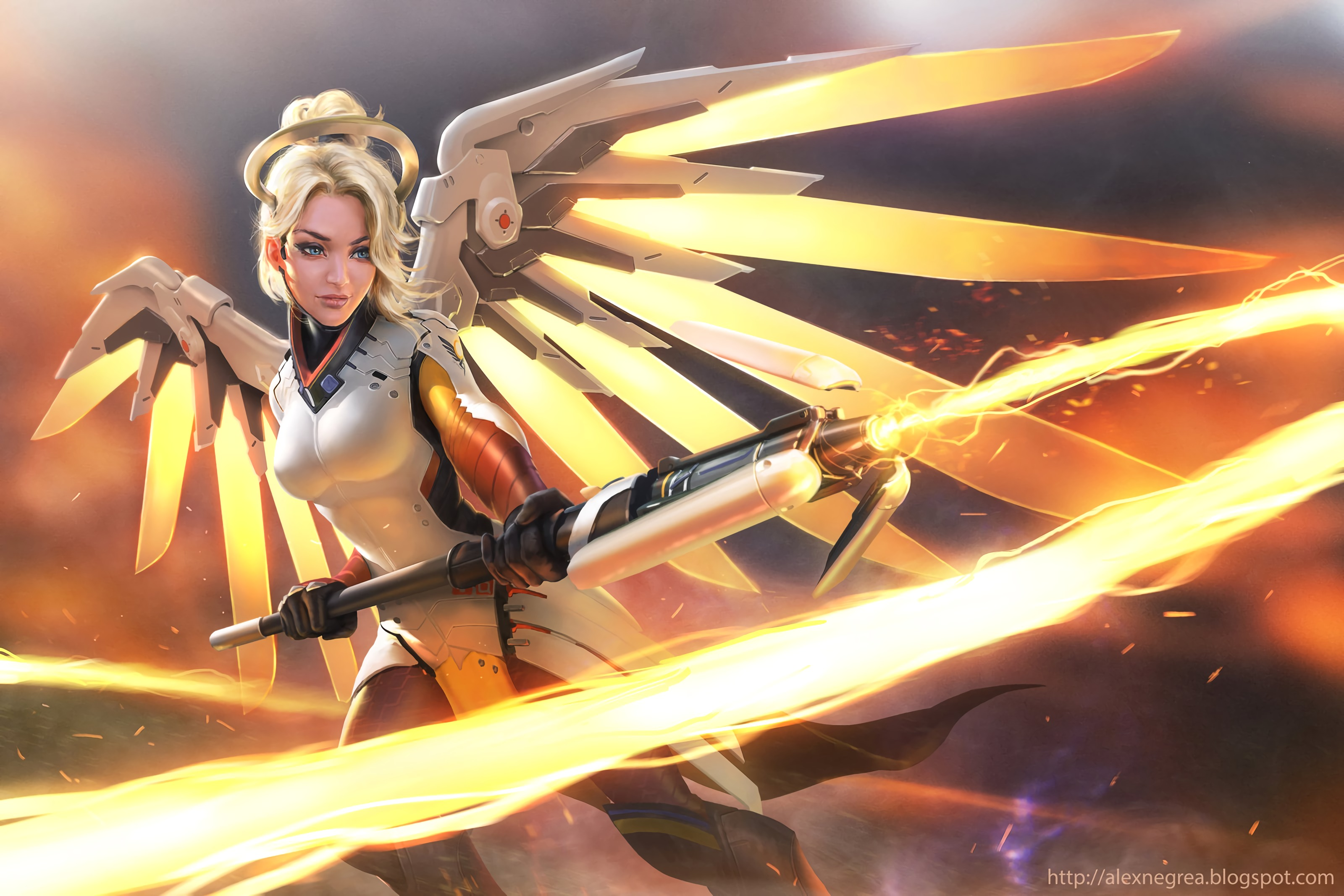 268 Mercy Overwatch Hd Wallpapers Background Images Wallpaper Rh Wall  Alphacoders Com Fortnite Wallpaper Overwatch Heroes Wallpaper