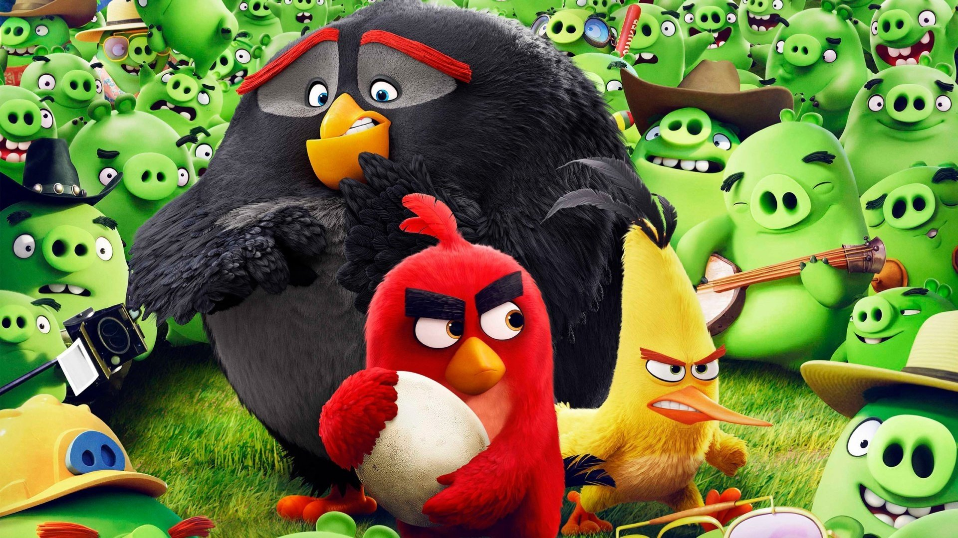19 The Angry Birds Movie HD Wallpapers | Background Images