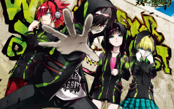 36 Twin Star Exorcists Hd Wallpapers Background Images