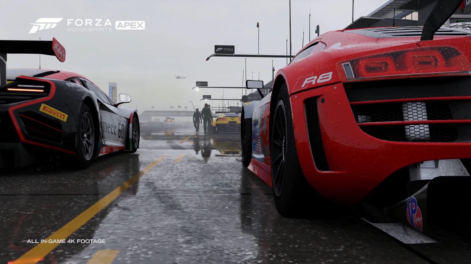 Forza Motorsport 7 Wallpapers Ultra Hd Gaming Backgrounds: Forza Motorsport 6: Apex HD Wallpaper