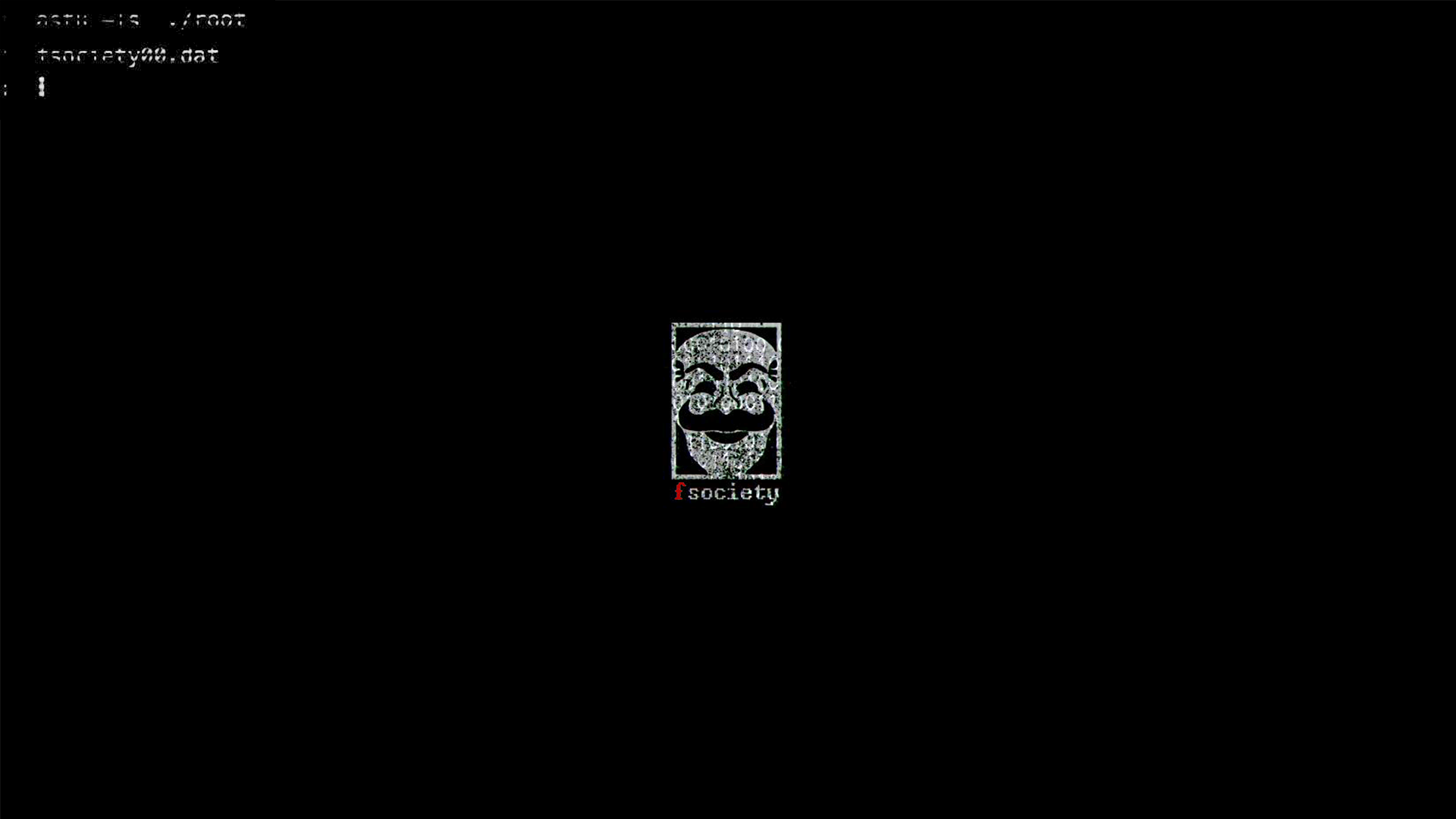 Mr. Robot HD Wallpaper | Background Image | 1920x1080 | ID:701280 - Wallpaper Abyss