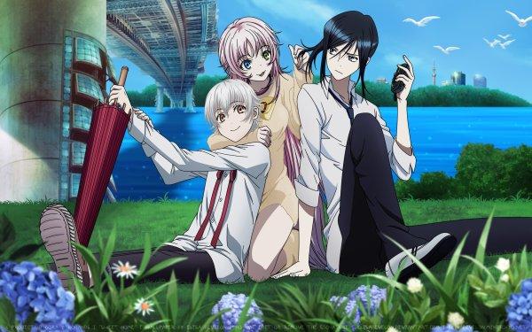 Anime K Project Neko Yashiro Isana Kuroh Yatogami HD Wallpaper | Background Image