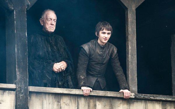 TV Show Game Of Thrones Bran Stark Isaac Hempstead-Wright Max von Sydow Three-Eyed Raven HD Wallpaper   Background Image