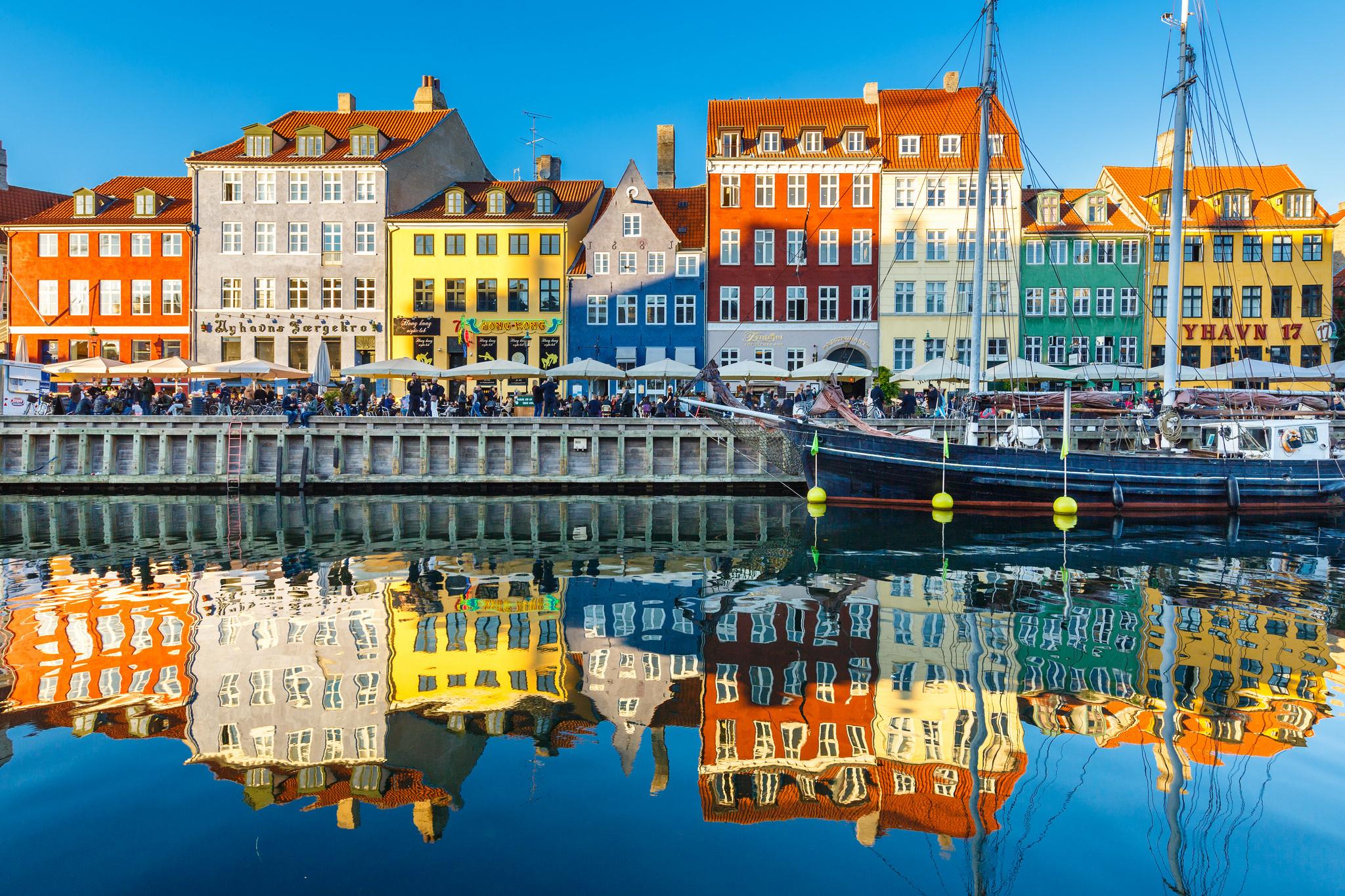 Copenhagen Denmark HD Wallpaper