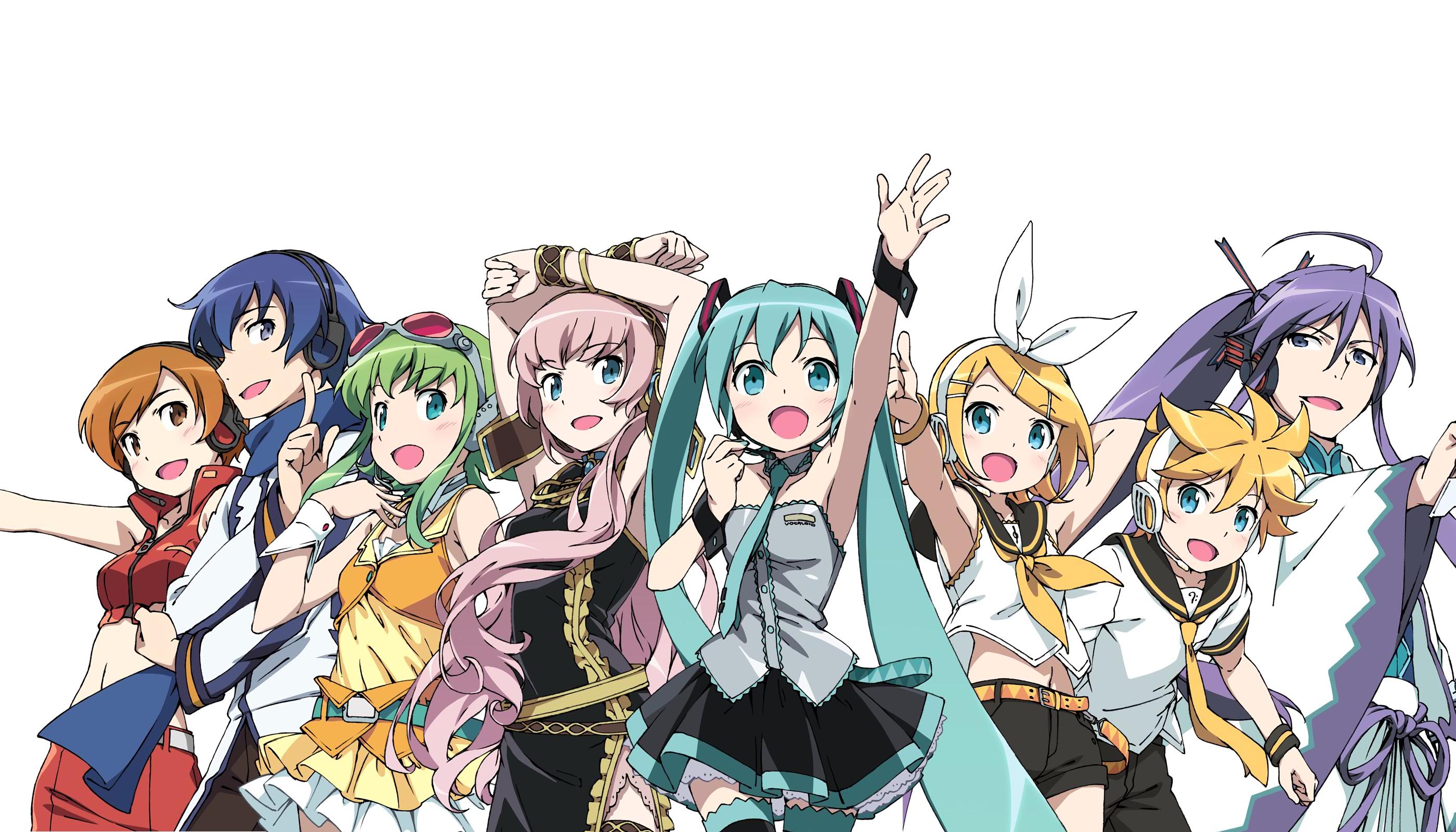 Vocaloid Wallpaper Rin Vocaloid HD Wal...