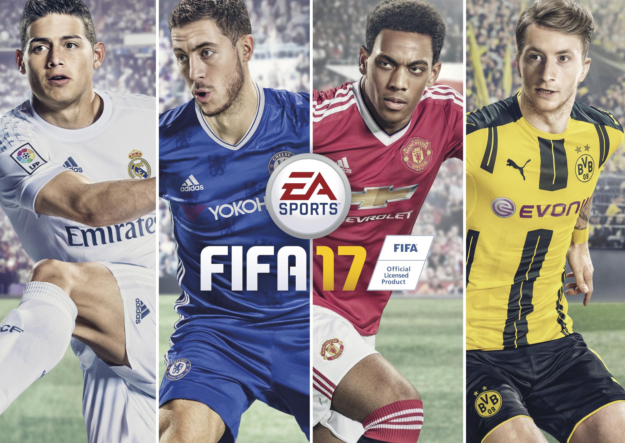 куплен FIFA 17