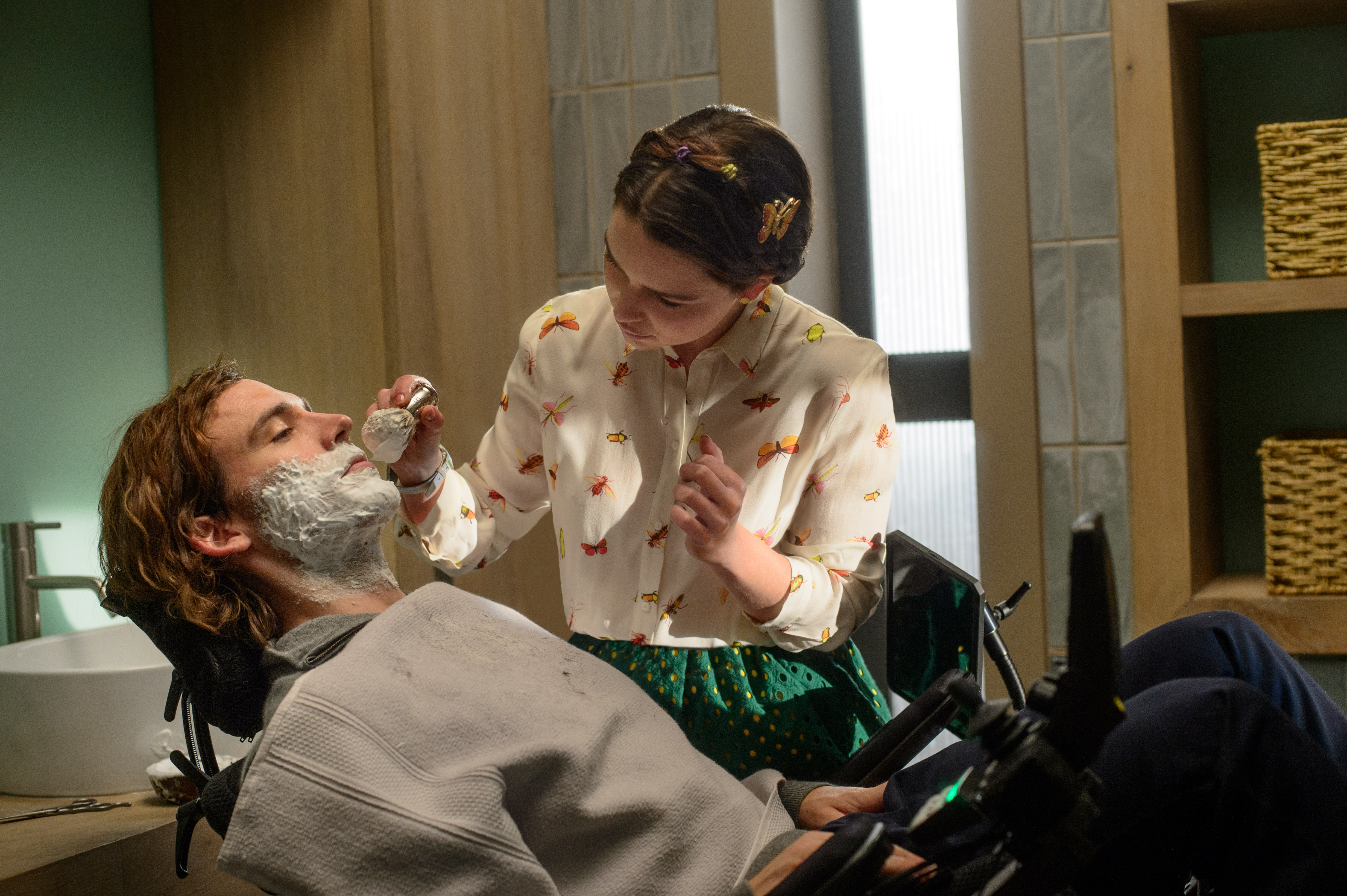 Me Before You 4k Ultra Hd Wallpaper Background Image 4928x3280