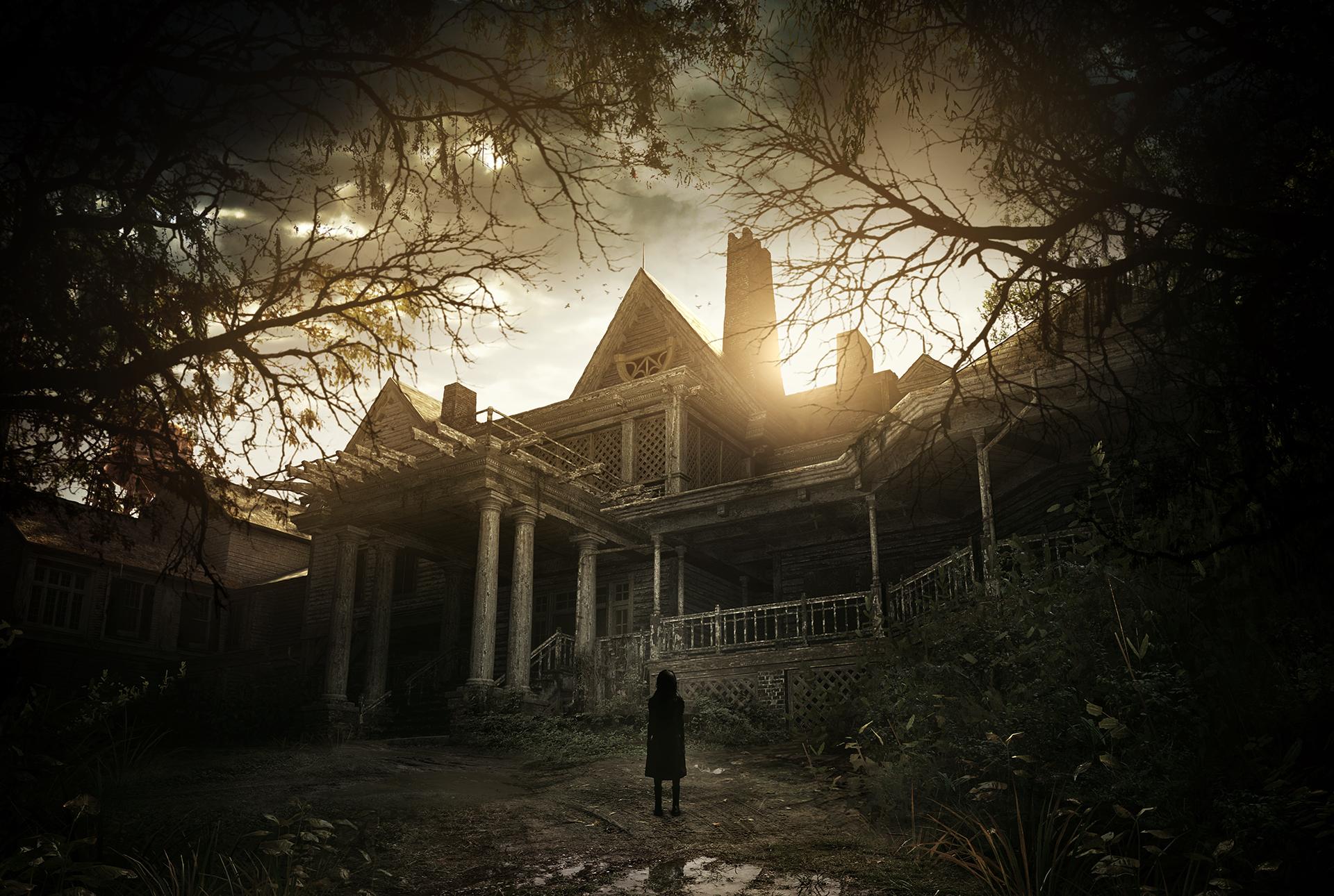 Hd wallpaper resident evil - Video Game Resident Evil 7 Biohazard Resident Evil Dark Wallpaper