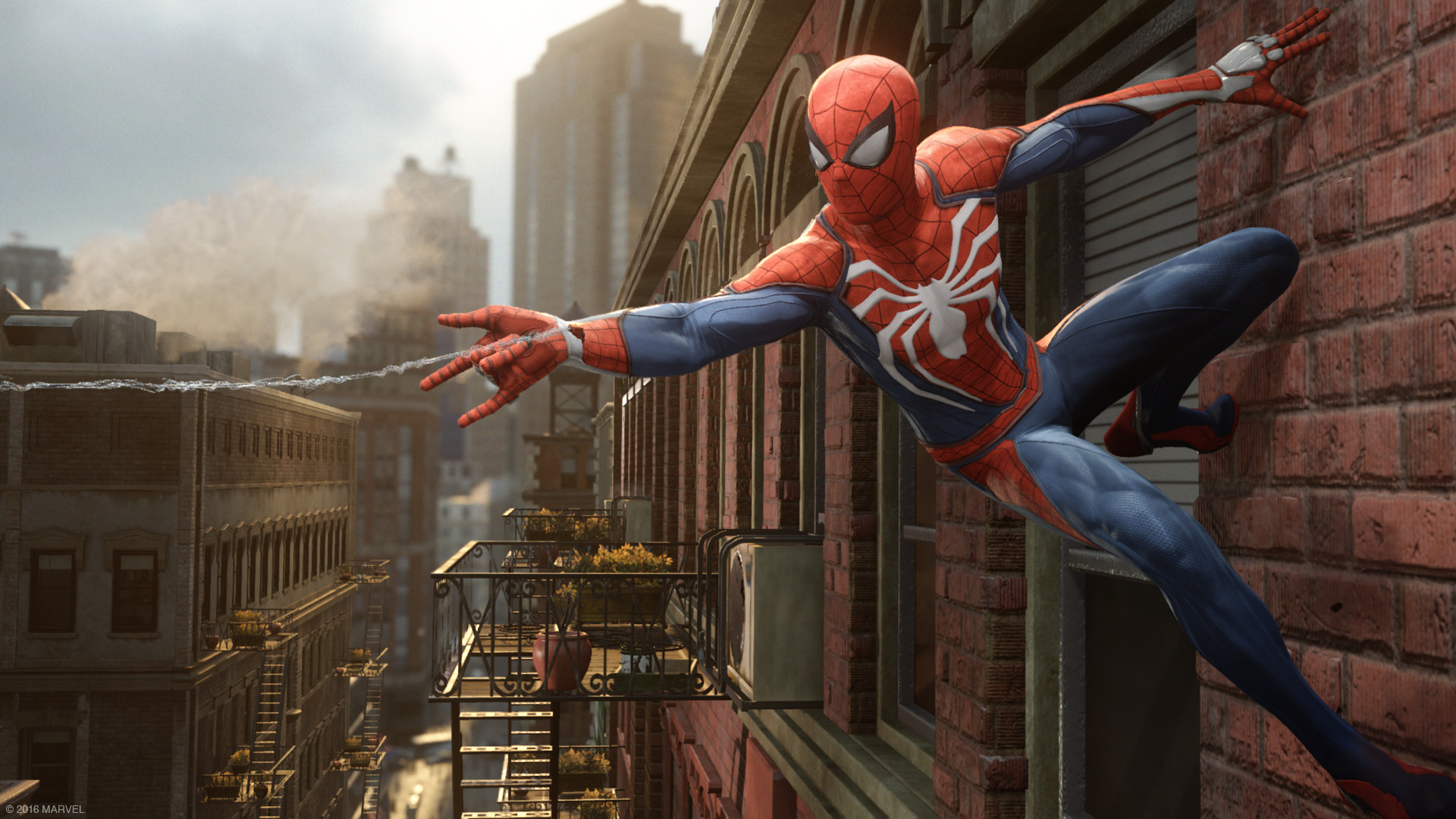 Spider Man Ps4 Wallpaper: 11 Spider-Man (PS4) HD Wallpapers
