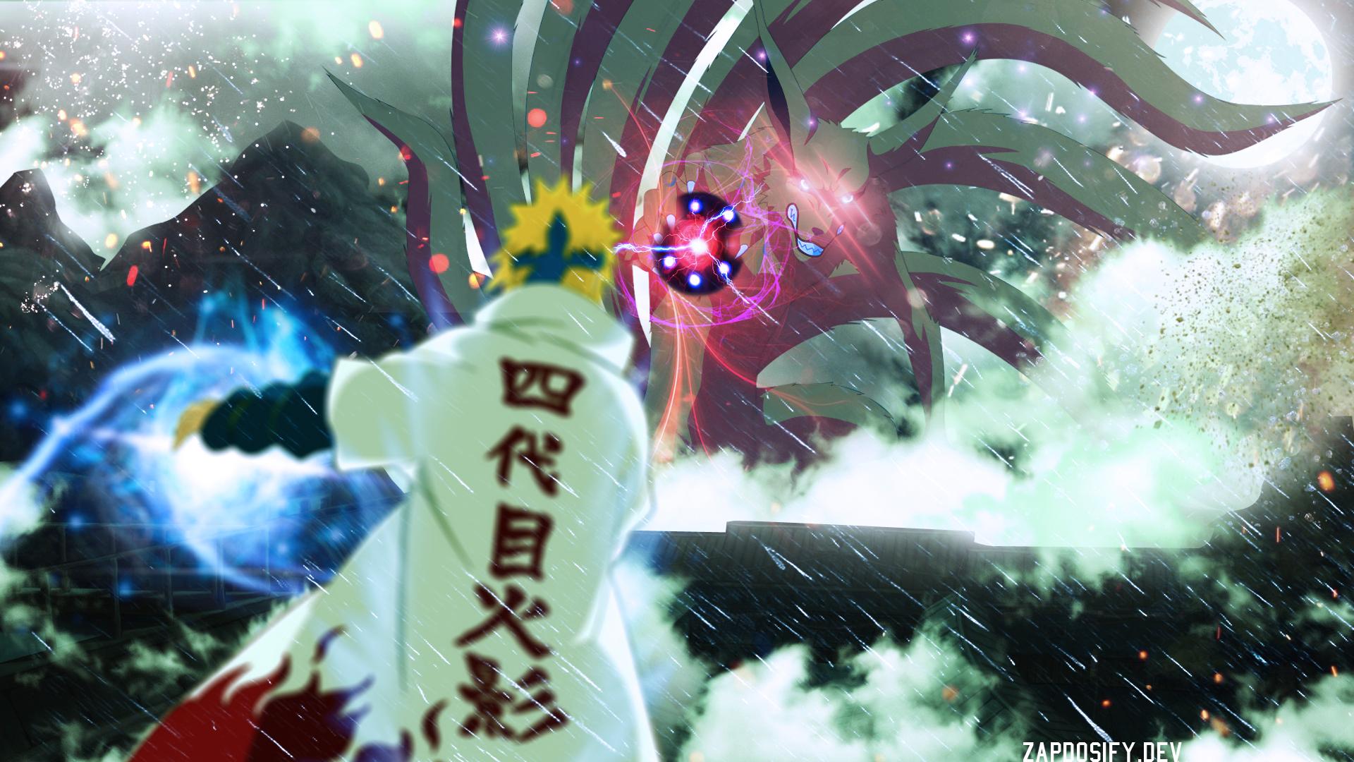 Naruto Hd Wallpaper Background Image 1920x1080 Id 710905