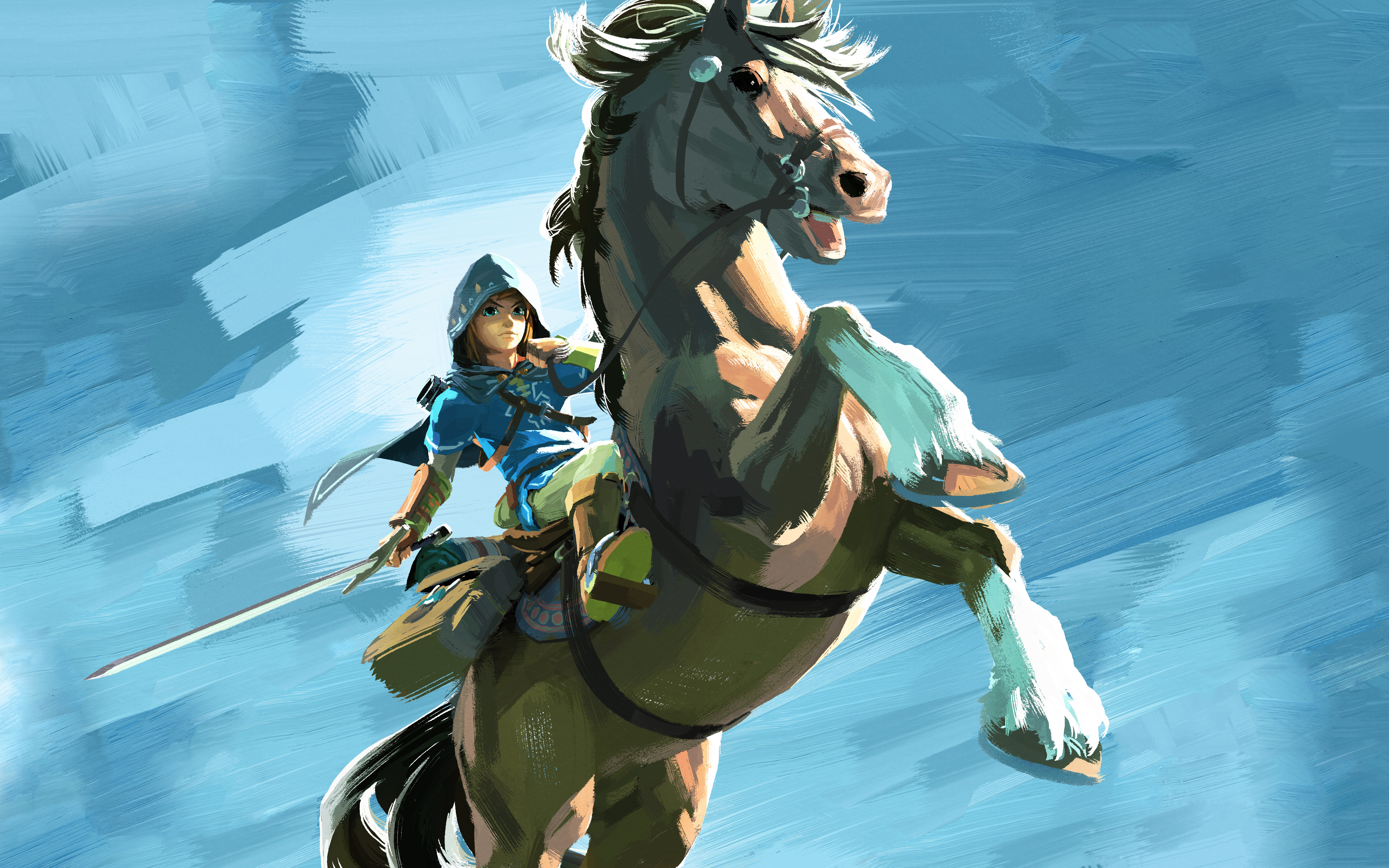 183 The Legend Of Zelda Breath Of The Wild Hd Wallpapers Background Images Wallpaper Abyss
