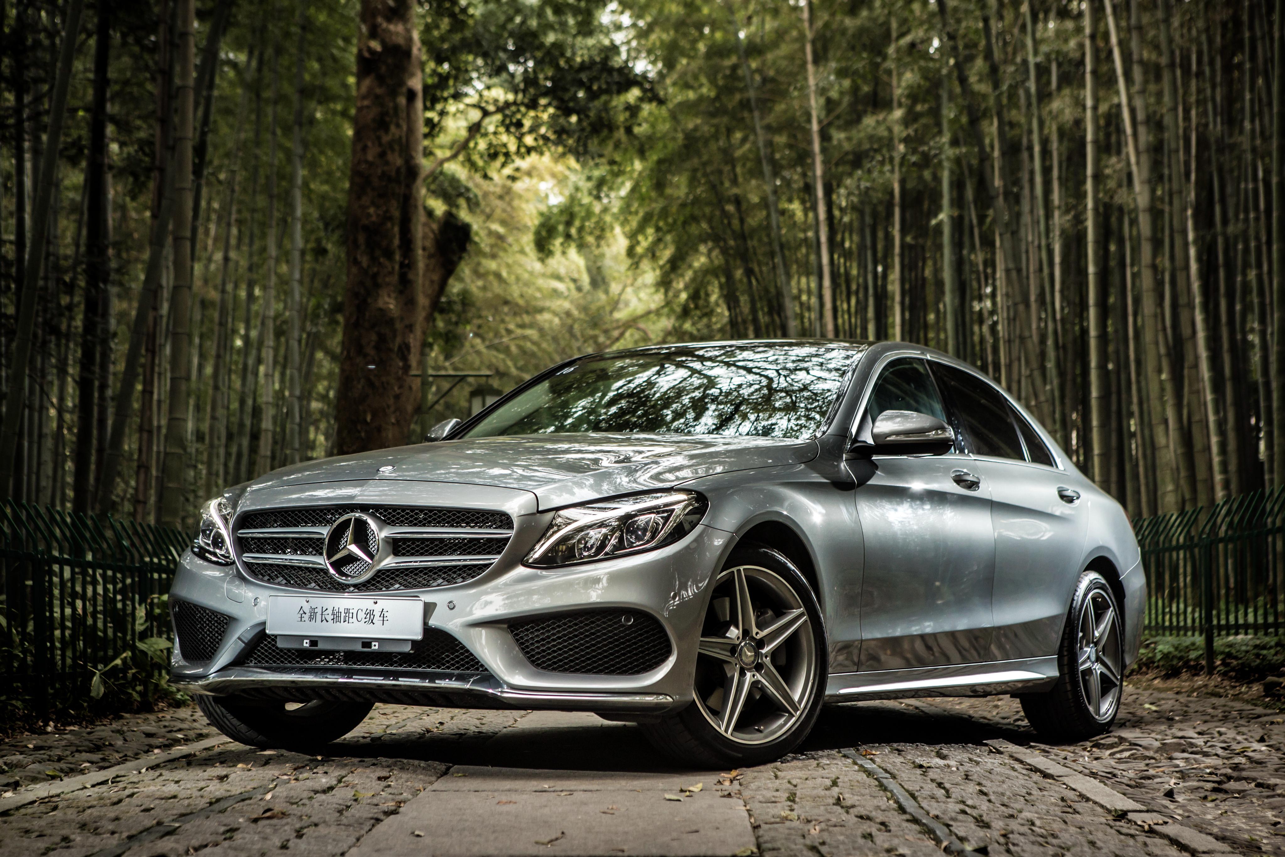 Mercedes-Benz C-Class W205 4k Ultra HD Wallpaper
