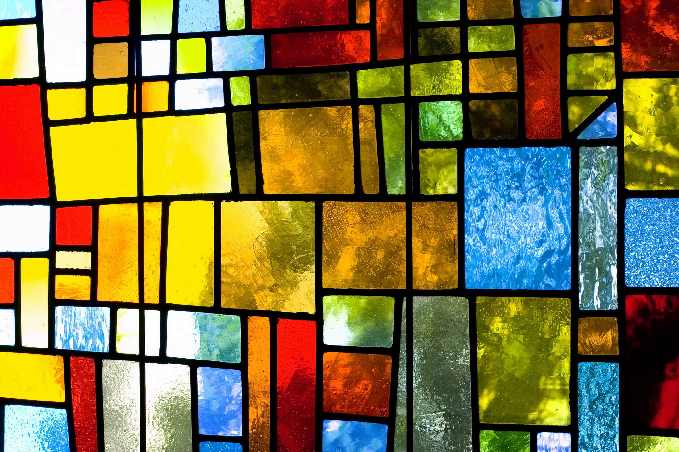 Stained Glass Hd Wallpaper Background Image 2200x1467