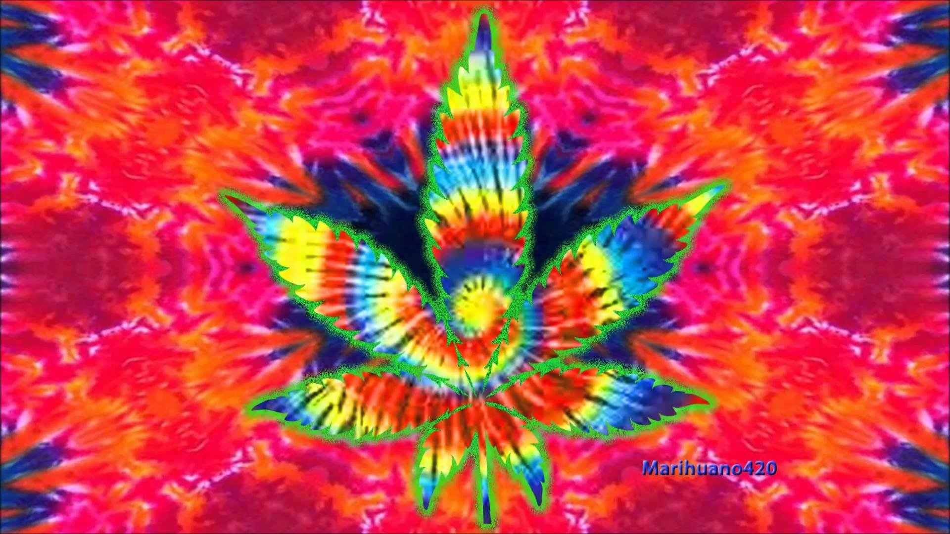 Psychedelic Art Hd Wallpaper Background Image 1920x1080