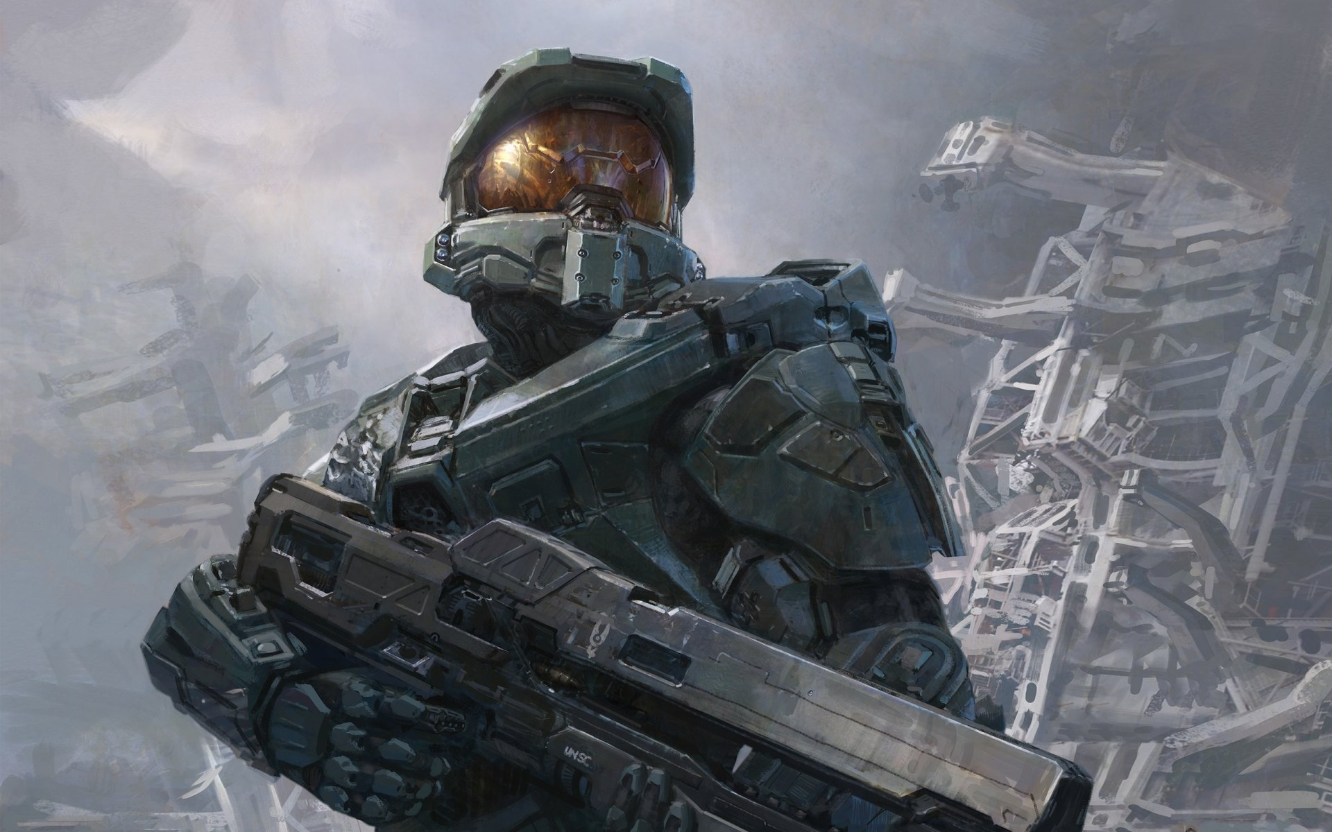 Video Game - Halo 4  Halo Master Chief Wallpaper