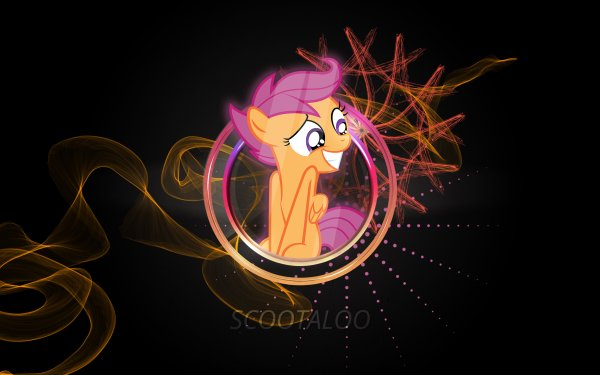 TV Show My Little Pony: Friendship is Magic My Little Pony Scootaloo Cutie Mark Crusaders HD Wallpaper | Background Image