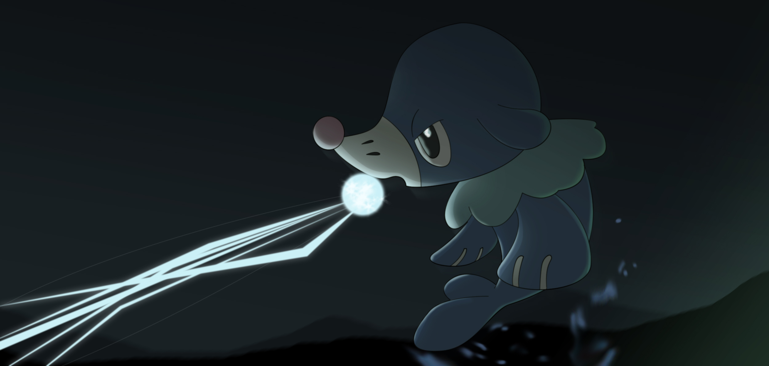 9 Popplio Pokemon Hd Wallpapers Background Images Wallpaper