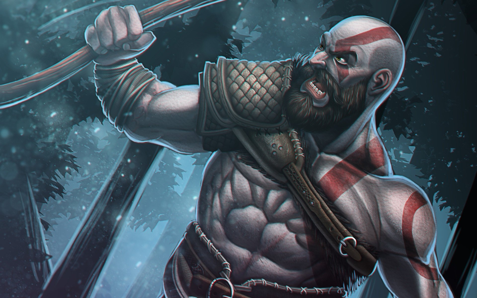 50 God Of War Hd Wallpapers Background Images Wallpaper Abyss