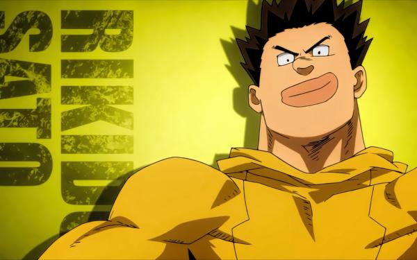 Anime My Hero Academia Riku Sato HD Wallpaper   Background Image