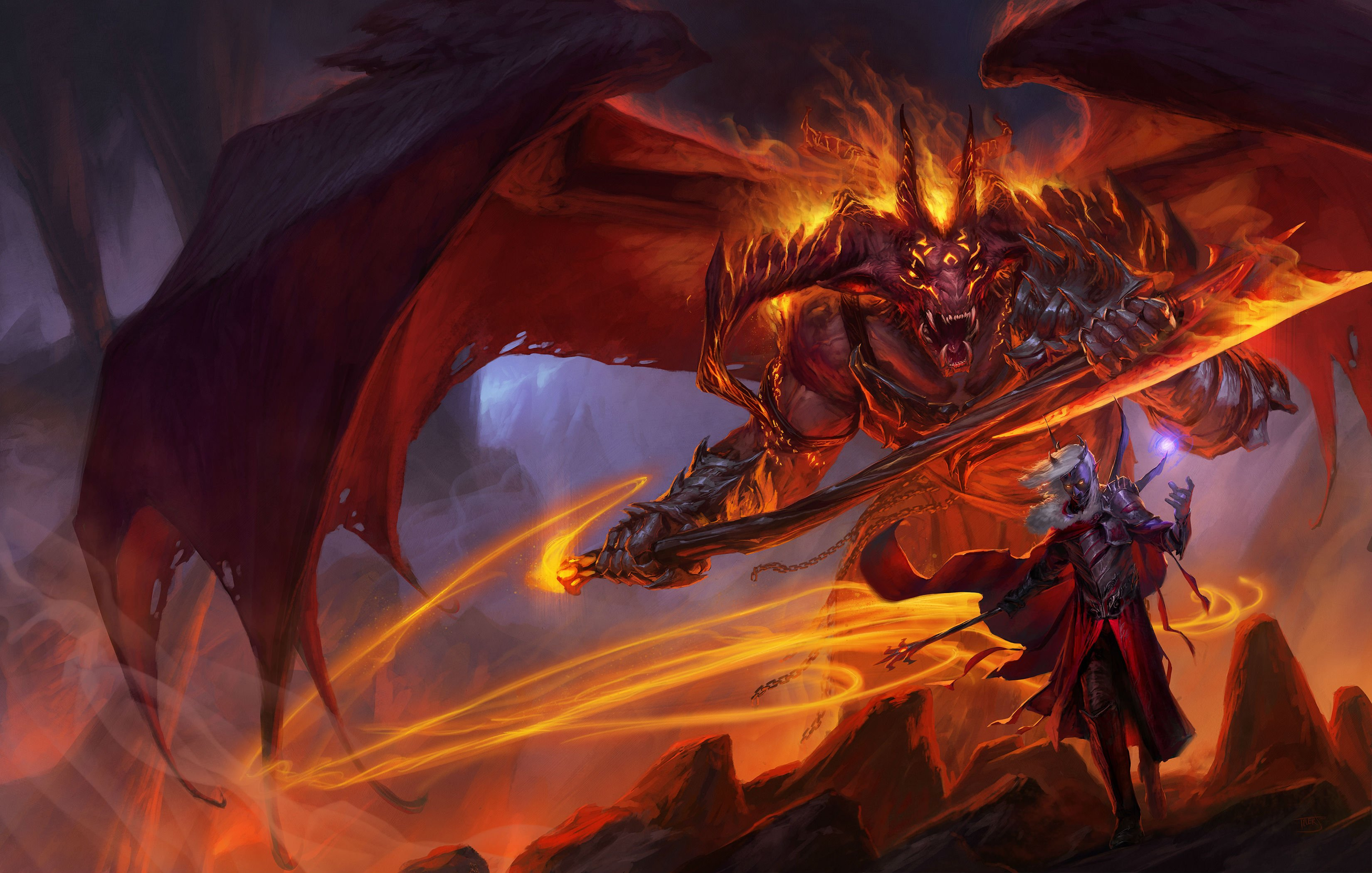 Dungeons And Dragons Wallpaper Hd: Dungeons And Dragons Game