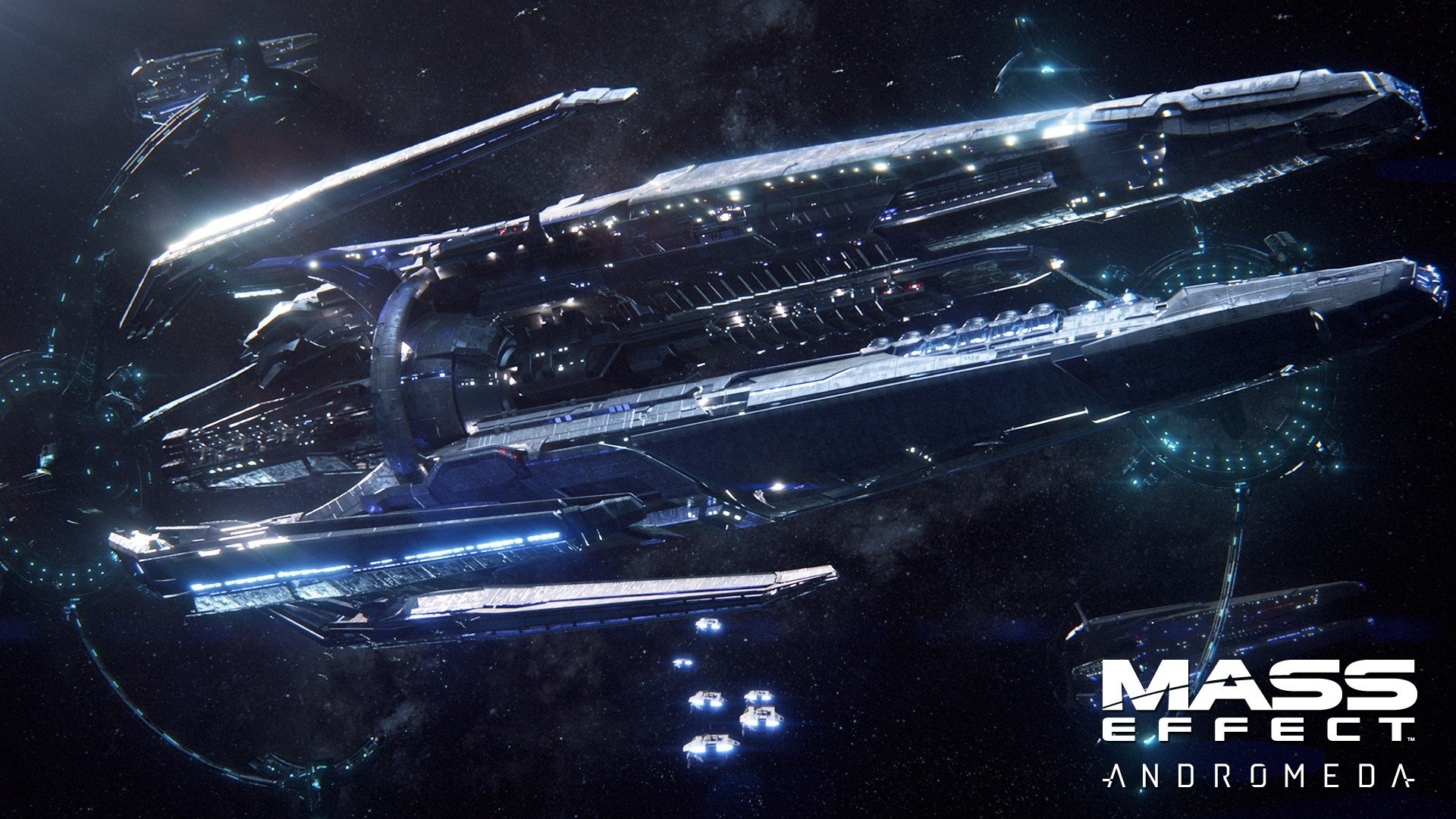81 Mass Effect Andromeda Hd Wallpapers Background Images