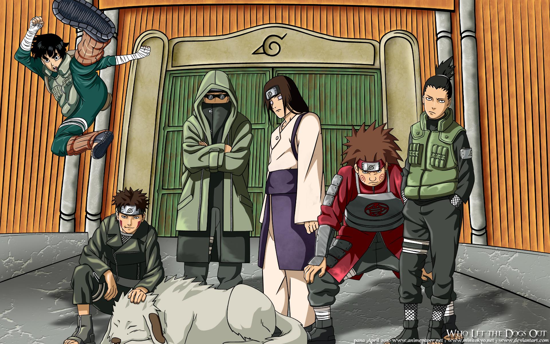 Naruto Hd Wallpaper Hintergrund 1920x1200 Id716767