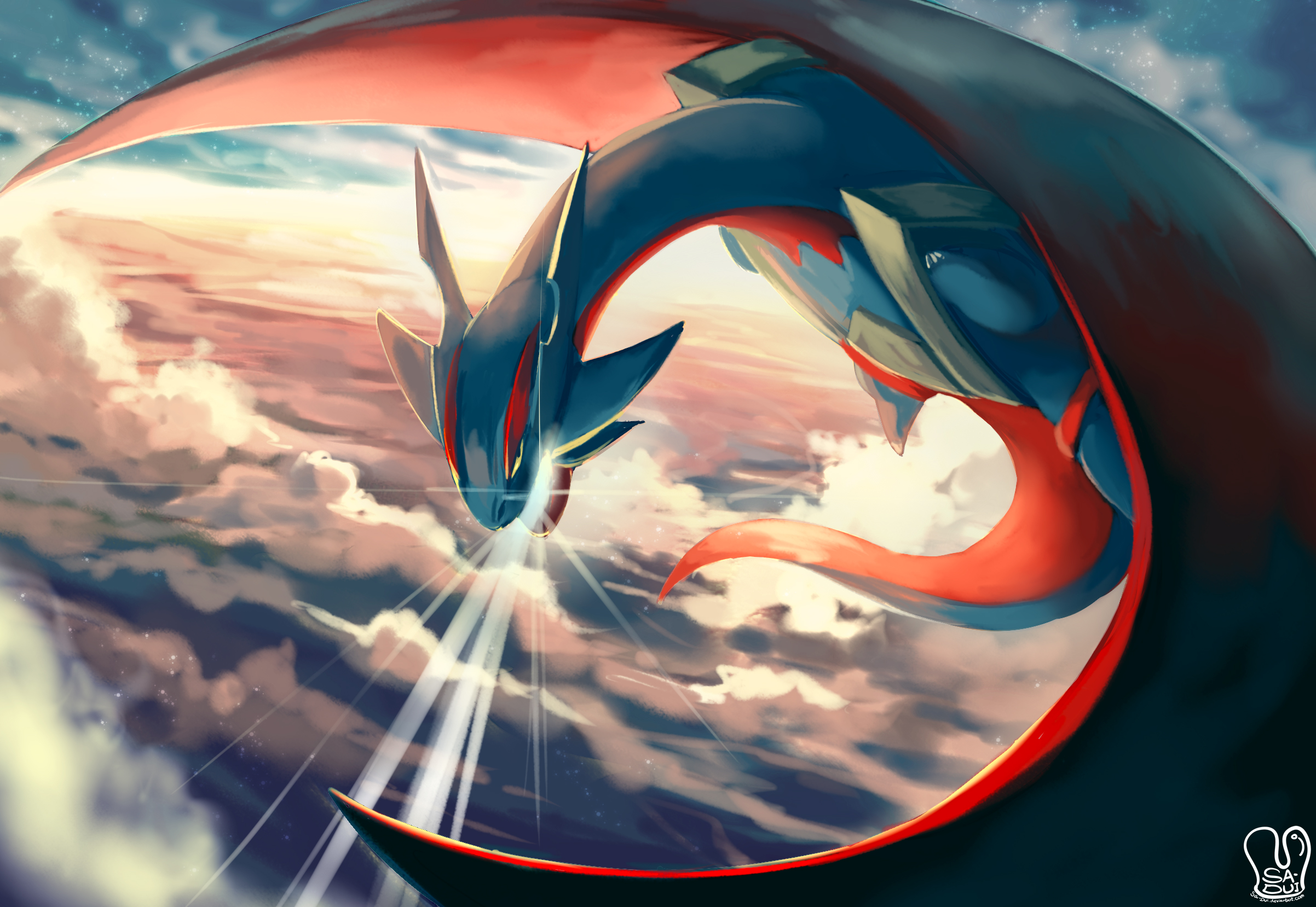 Salamence wallpaper