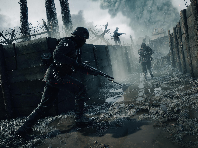 199 Battlefield 1 HD Wallpapers