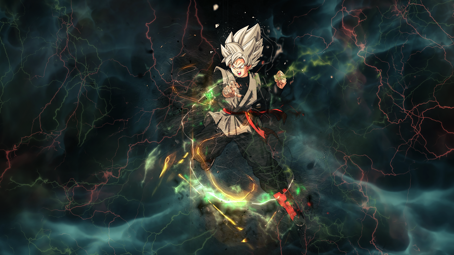 Background Images Wallpaper Abyss: 119 Black Goku HD Wallpapers