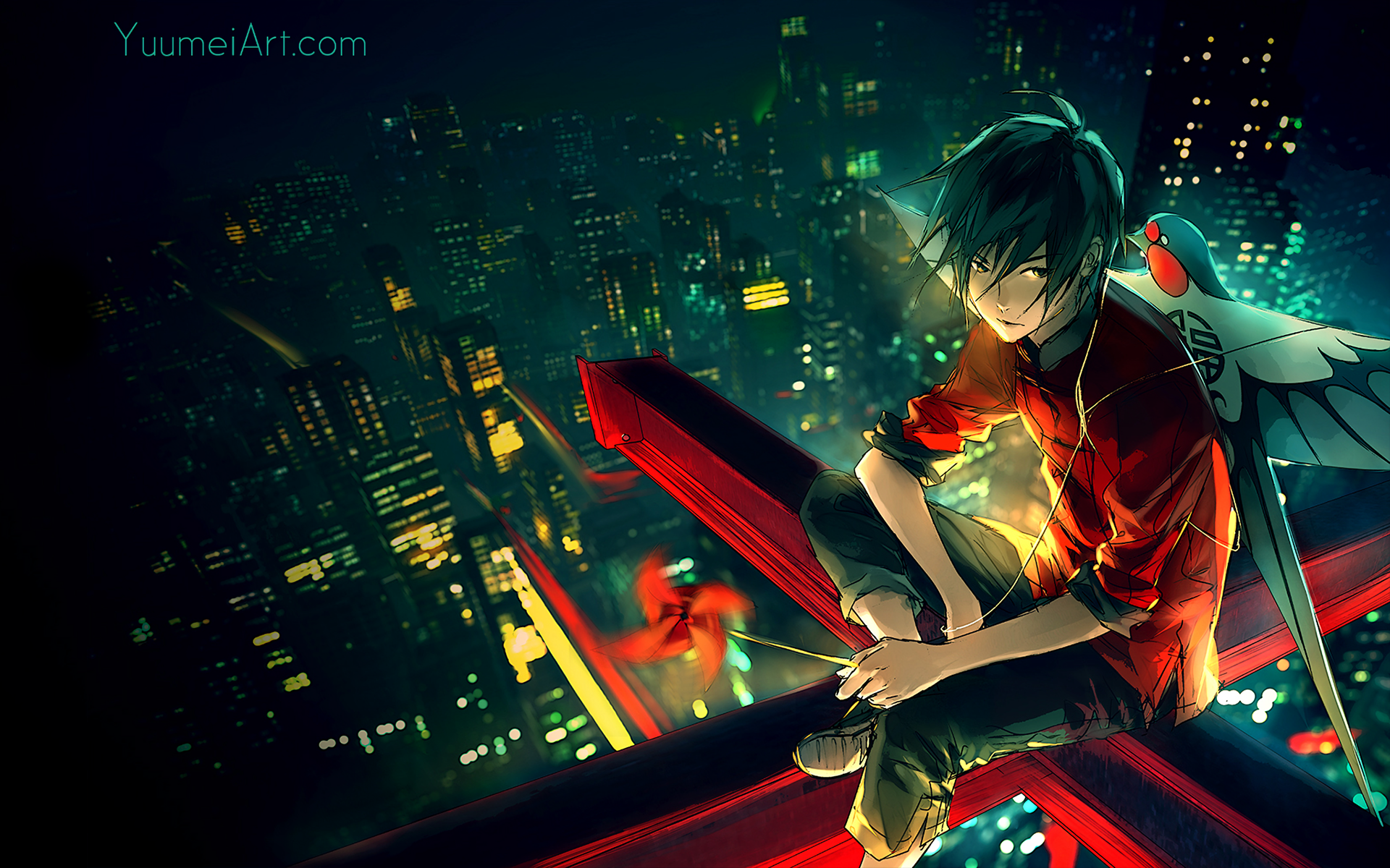 Replacement for the stars hd wallpaper background image - Wallpaper hd anime boy ...