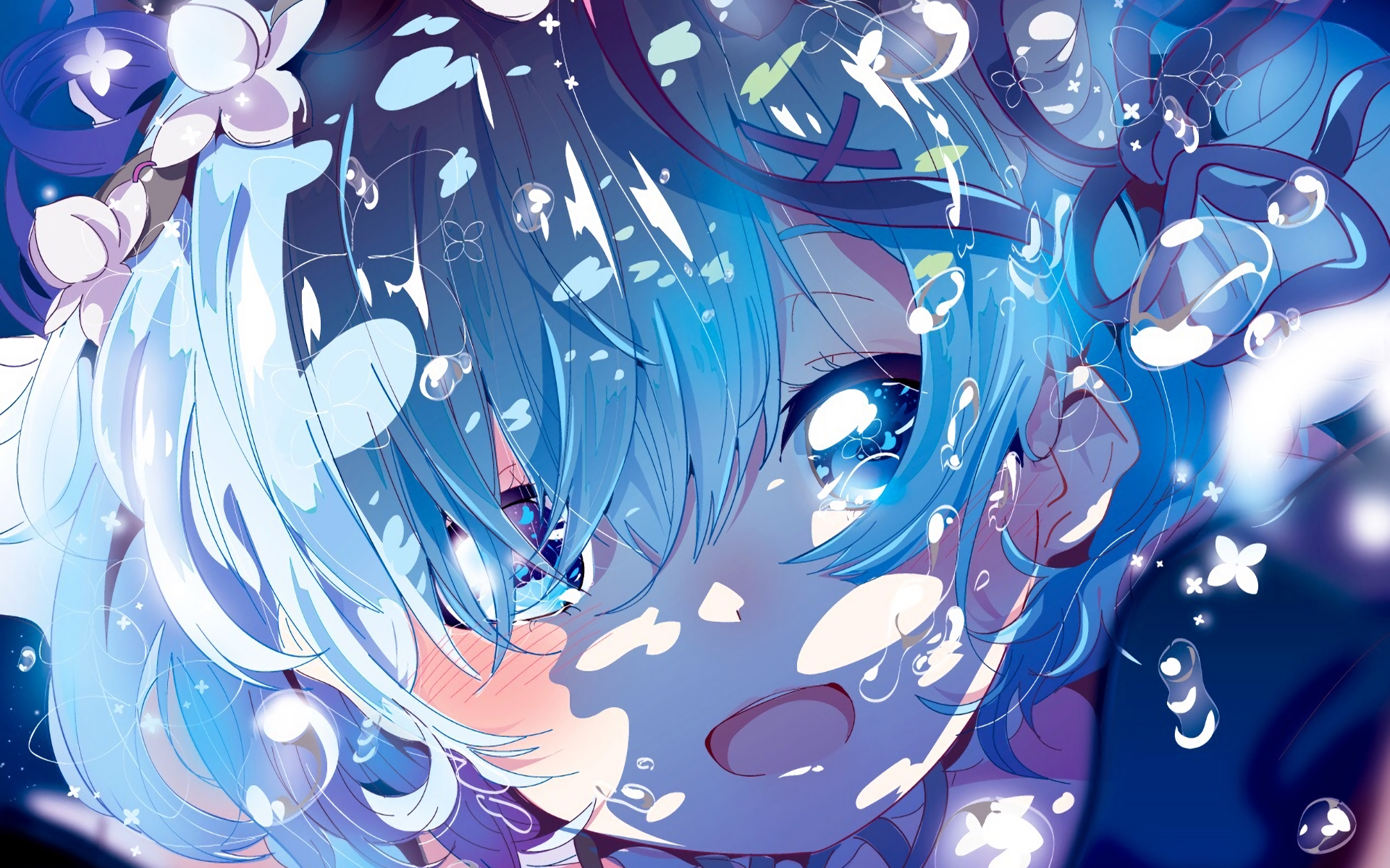 975 rem re zero hd wallpapers background images wallpaper abyss