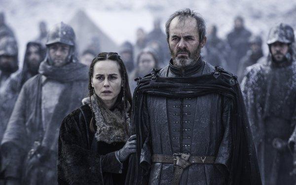 TV Show Game Of Thrones Selyse Baratheon Stannis Baratheon Stephen Dillane Tara Fitzgerald HD Wallpaper | Background Image