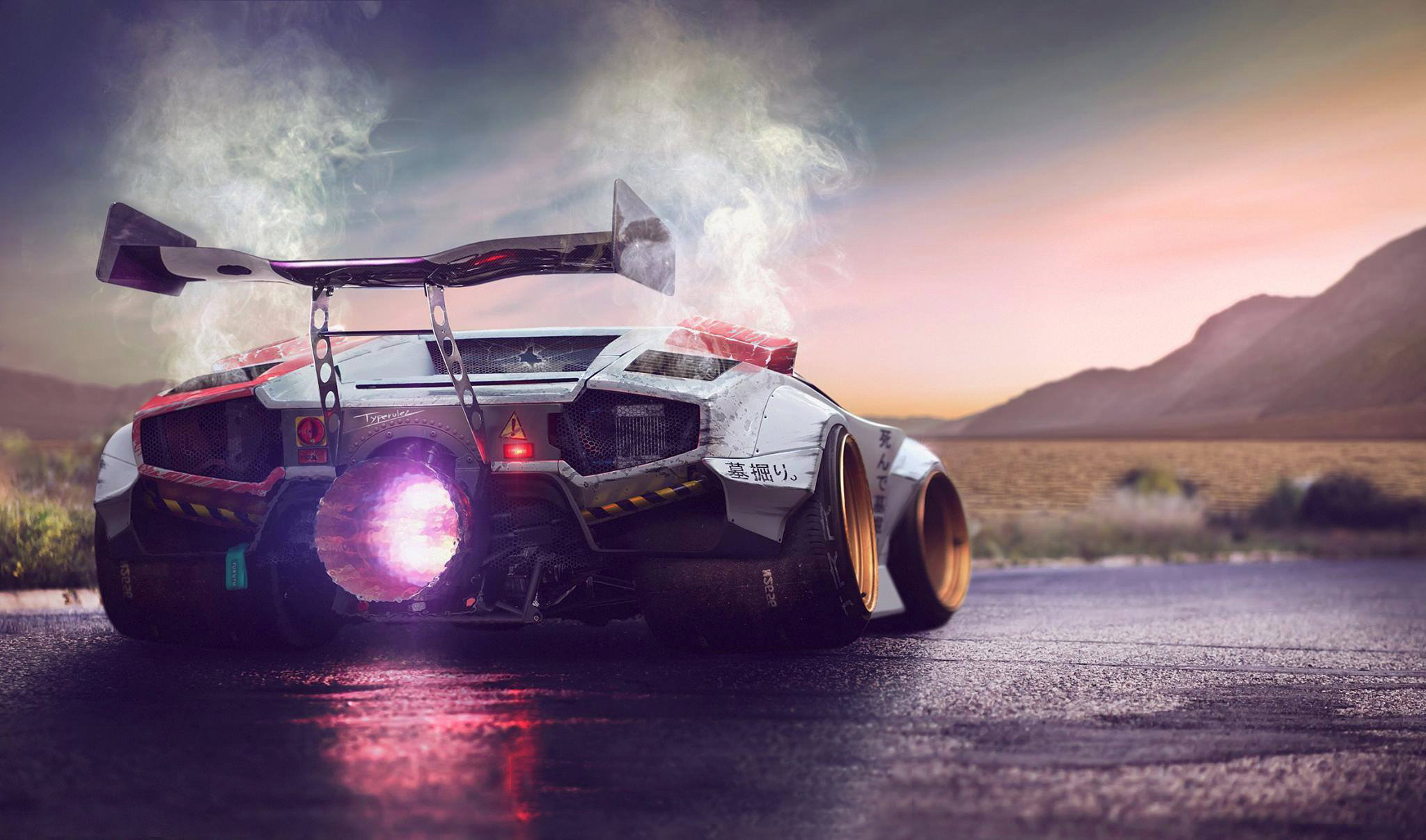 12 Lamborghini Countach Hd Wallpapers Backgrounds