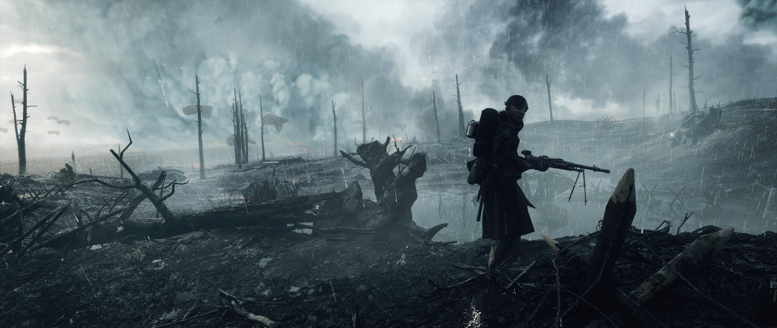 Battlefield 1 War Video Game Hd Wallpaper: 144 2560x1080 Wallpapers HD