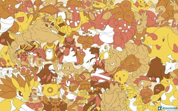 Anime Pokémon HD Wallpaper | Background Image