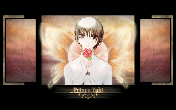 Anime Fruits Basket Yuki Sohma Flower Butterfly HD Wallpaper | Background Image