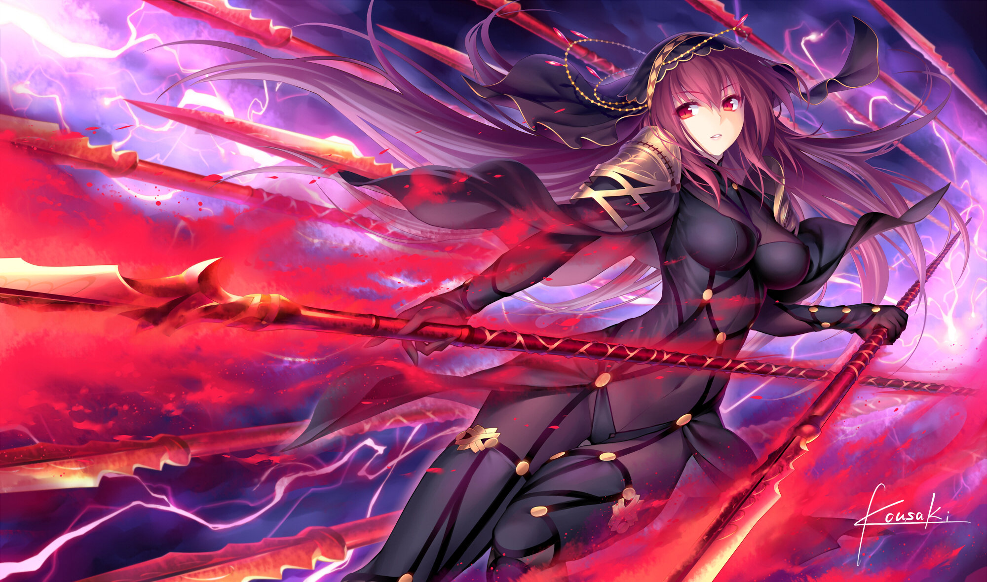 2402 Fate Grand Order Hd Wallpapers Background Images