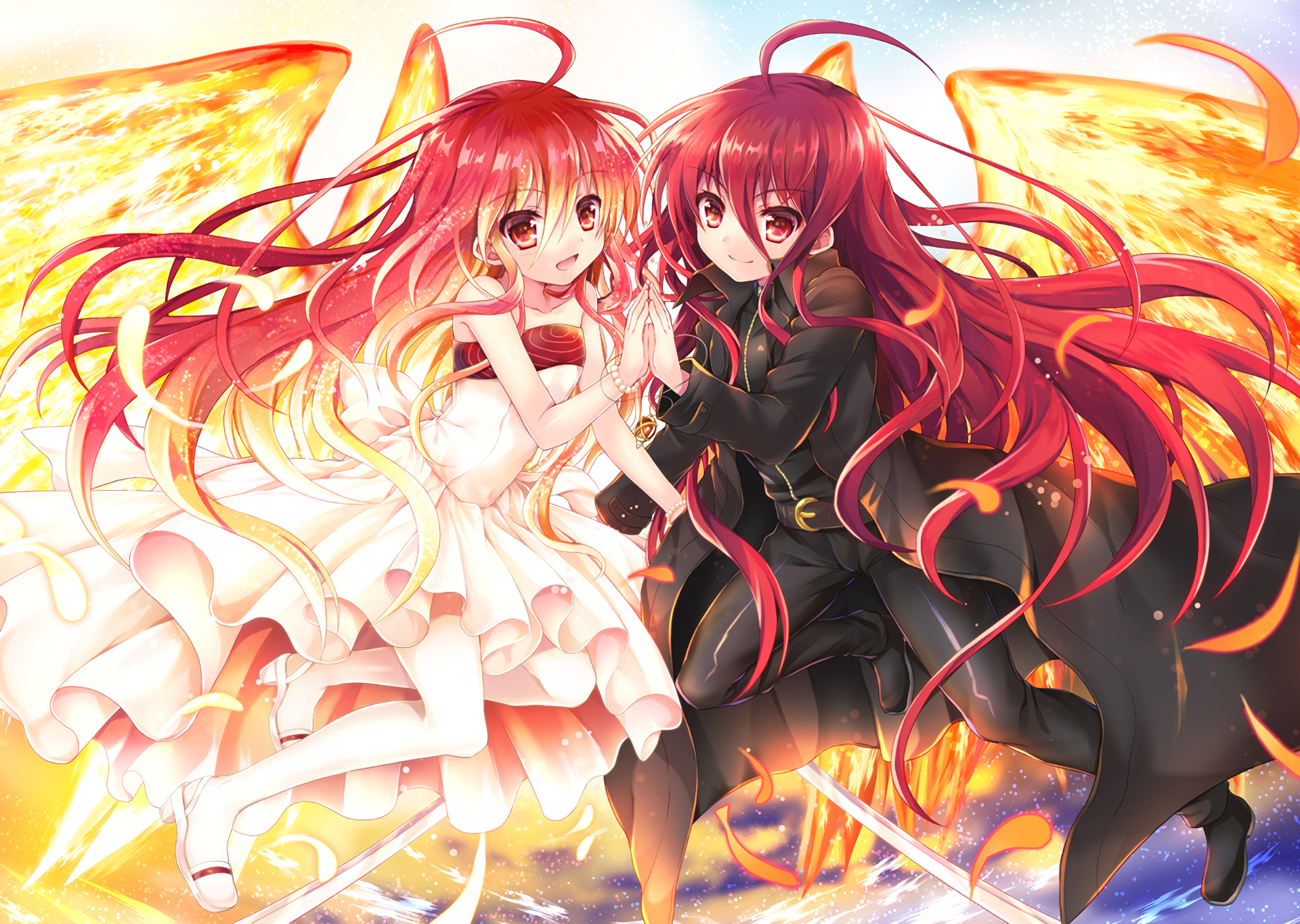 shakugan no shana wallpaper iphone