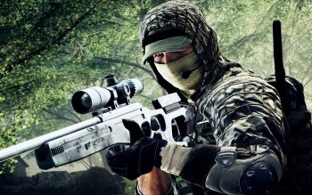 121 Sniper HD Wallpapers