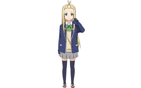 Anime This Art Club Has a Problem! Collette Kono Bijutsubu ni wa Mondai ga Aru! HD Wallpaper | Background Image