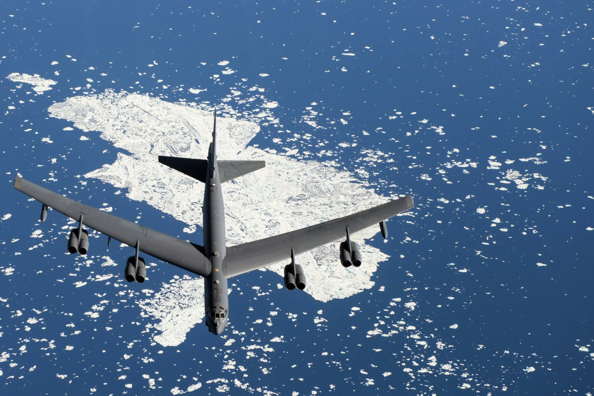 Military - Boeing B-52 Stratofortress  Aircraft Warplane Bomber Air Force Airplane Military Wallpaper